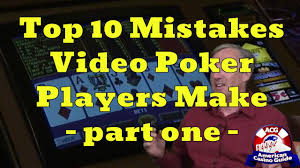 Free Video Poker Strategy Charts