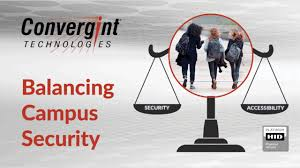Balancing Campus Security With Accessibility Convergint