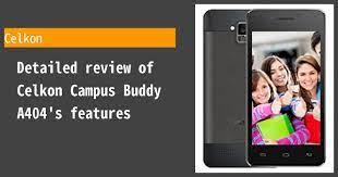 Celkon Campus Buddy A404 ...