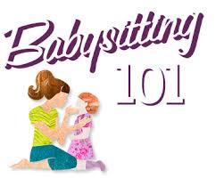 Babysitting 101 Individual Smart Kids 101