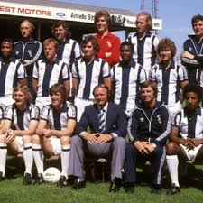 West Bromwich Albion's 1978 jersey | Retro football shirts, West bromwich, West  bromwich albion