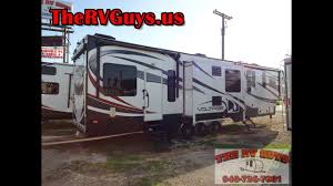 best 5th wheel toy hauler ever 40ft 2016 vole 3970 you will be electrified