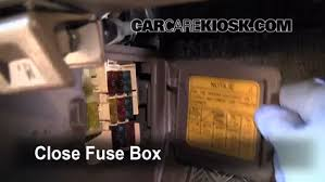 interior fuse box location toyota runner toyota interior fuse box location 1990 1995 toyota 4runner 1994 toyota 4runner sr5 3 0l v6