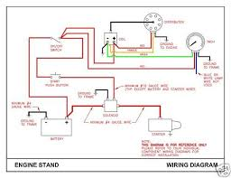 distributor wiring diagram chevy 350 wiring diagram basic wiring for chevy test stand hot rod forum hotrodders 350 diagram to distributor for distributor wiring diagram chevy 350