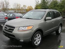 2007 Hyundai Santa Fe Limited in Natural Khaki Green - 102570 ...