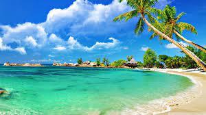 Tropical Beaches Desktop Wallpapers ...