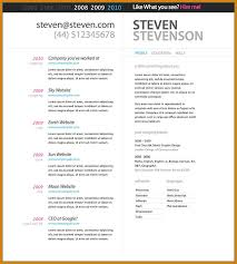 Stunning Most Attractive Resume Format Images - Simple resume .