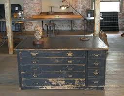 vine industrial cabinet vine industrial antique wooden printers cabinet with storage drawers 2 vine hamilton metal