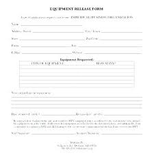 Inventory Form Template Interesting Equipment Release Form Template Dhakabank