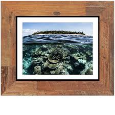 sand patina picture frame