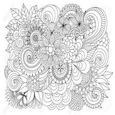 25 Nieuw Kleurplaten Volwassenen Bloemen Mandala Kleurplaat Voor