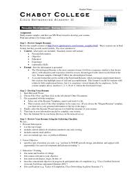 Microsoft Word Resume Templates Free