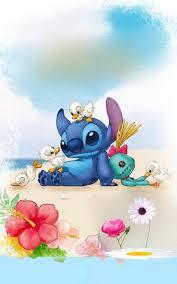 Lilo Stitch Art Wallpaper for Android ...