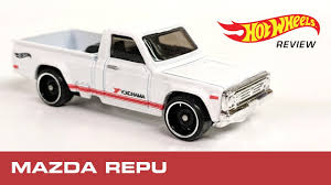 Mazda Repu - Hot Wheels Unboxing and review (Rotary JDM Mini Pickup ...