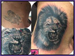 Black Panther Tattoo Trento