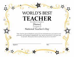 Best Teacher Certificate Templates Free Pin By Tina Bajwa On Teachers Certificate Certificate Templates