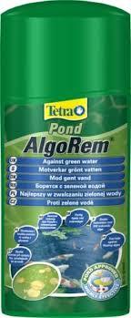 <b>Tetra Pond AlgoRem</b> средство от цветения воды из-за ...