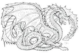 Dragons Coloring Pages Christianvisionpnginfo