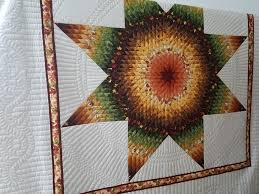 Amish Quilts in Shipshewana, IN | Dragonfly Quilts Blog & ... beautiful with gorgeous hand-quilted feathers and arcs enhancing the  design. It was inspiring to see all these wonderful quilts in so many  locations. Adamdwight.com