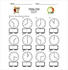Clock Chart Template 17 Printable Clock Templates Pdf Doc Free Premium