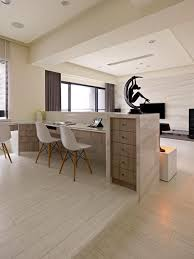Home office design plan Blueprint Open Plan Office Area Desk Is Immediately Behind The Couch Like The Placement Keys To Inspiration Open Plan House With Modern Flair Idlibrariesofficesdens