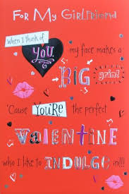 valentine s day cards for girlfriend. Girlfriend Day Card Enlarge For Valentine Cards