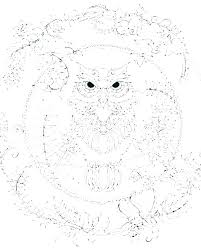 Free Owl Coloring Pages Coloring Page Owl Free Free Printable Cute