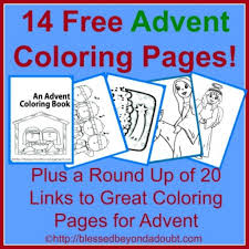 Small Picture Advent Coloring Pages To Print pertaining to Inspire to color page