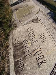 John Byron Wolf Jr. (1950-1955) - Find A Grave Memorial