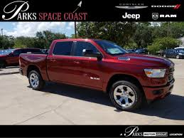 New 2019 RAM All-New 1500 Big Horn/Lone Star Crew Cab in Titusville ...