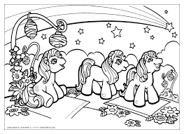 Small Picture My Little Pony Coloring Pages Elegant Best Images About Vintage