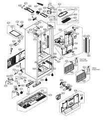 lg refrigerator fridge zer service manual choose from 1000 photo explod zps618e06d3 jpg