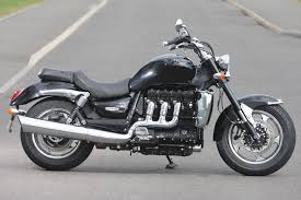 triumph rocket iii motorbike reviews mcn