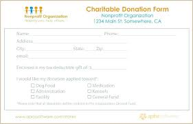 Sample Donation Form Pledge Sheets For Fundraising Template Jonathanbaker Co