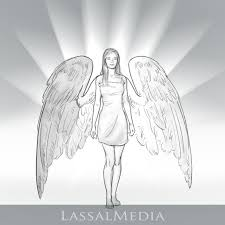 lassalmedia angel apparitions taken from 2 diffe storyboards for nivea