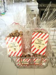 attractive housewarming party gift idea thank you popcorn favor etiquette for guest registry list guy bag message uk
