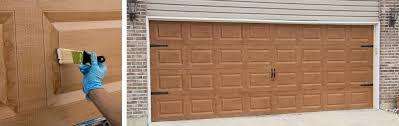 wood look garage door. Beautiful Look How To Paint Your Garage Door Look Like Wood For Wood Look Garage Door K