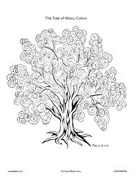 john defaro the tree of many colors