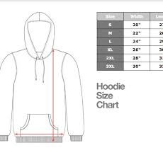 Supreme Box Logo Hoodie Size Chart Www Bedowntowndaytona Com