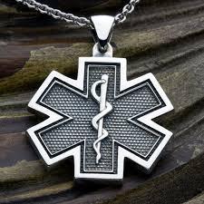 large star of life ems paramedic