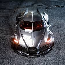 The world's most expensive new car makes its north american debut this week at the world's premier luxury auto show, the pebble beach concours. Widebody Bugatti La Voiture Noire Looks Like A Batmobile Autoevolution
