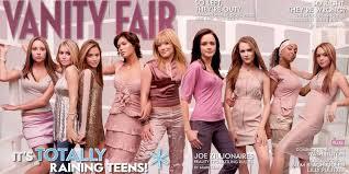 Vanity fair teen stars