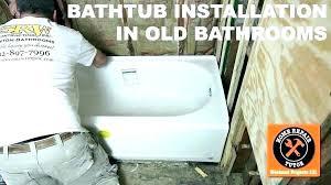 bathtub drain kit bathtub trip lever drain kit trip lever bath drain