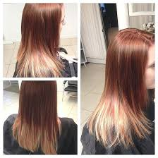 37 Skillful Ginger Hair Colours Chart