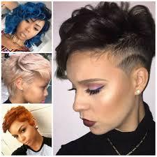 ショート女性の髪型の種類 ショートヘアに美しいヘアカット機能