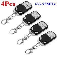 <b>1Pc</b> / <b>2Pcs</b> /4Pcs <b>Universal</b> Cloning Remote Control Key Fob for Car ...