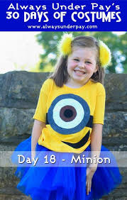 and easy diy minion costume diy minions costume ideas you have to check out sc 1 st diy projects