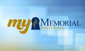 Mymemorial Patient Portal