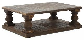 amazing rustic pedestal coffee table weirs furniture in pedestal coffee tables ordinary