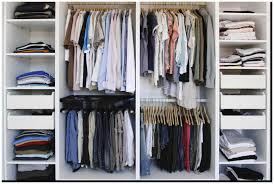 Organizing A Small Bedroom Closet Organize Bedroom And Closet Hangers In Line Collage Master